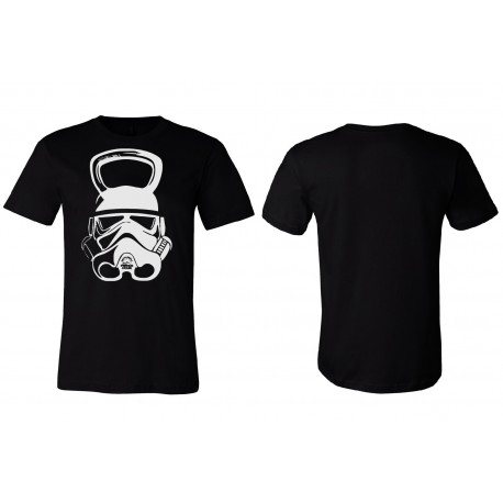 "T-Shirt  Czarny ""Kettle Trooper"""