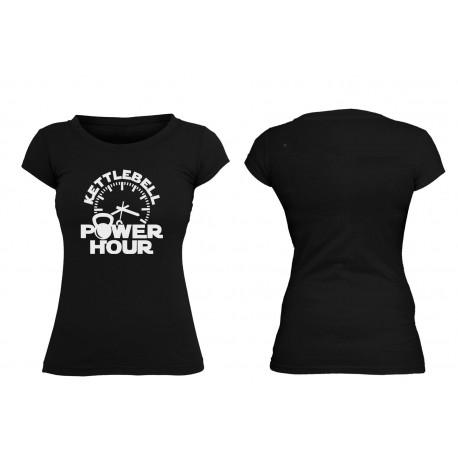 T-Shirt PowerHour Damska