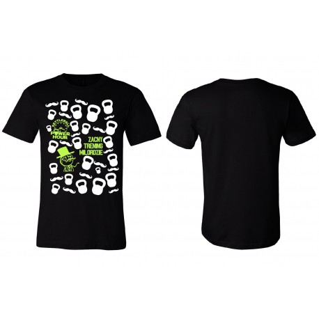 T-Shirt Zacny Trening Milordzie Męski