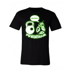 T-Shirt PowerHour Brother Fluorescencyjna