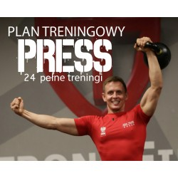 Plan treningowy PRESS